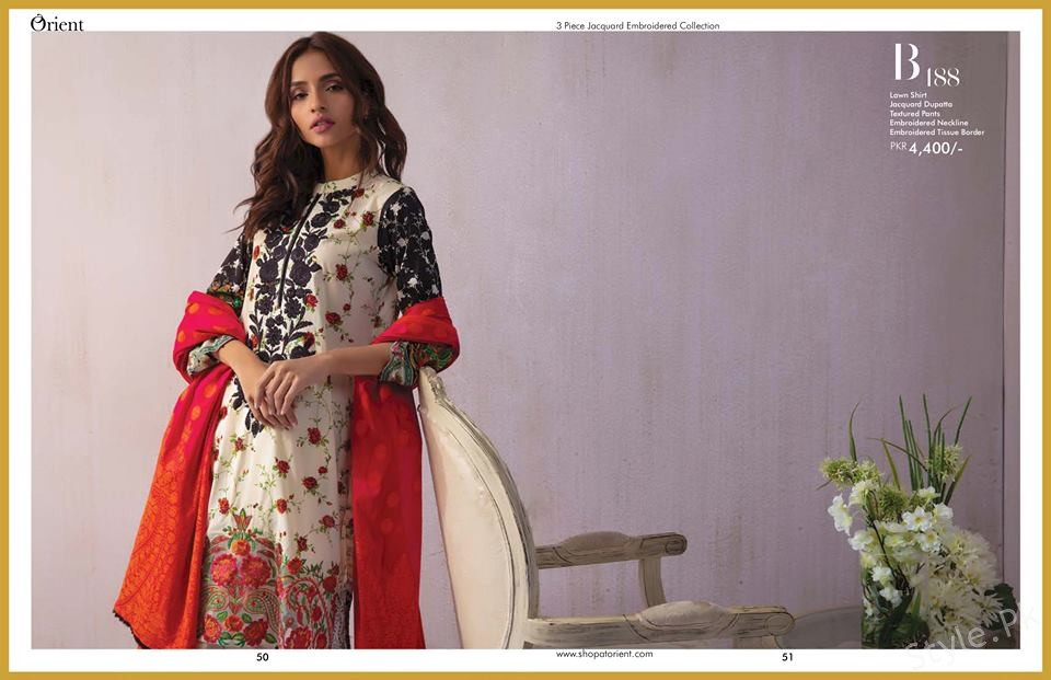 29dfc90add3 Orient Textiles Eid Ul Azha Collection 2018 For Women - Style.Pk