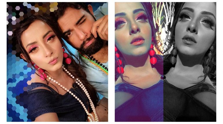 Sanam Chaudhry's beautiful Clicks with Noor Hassan!