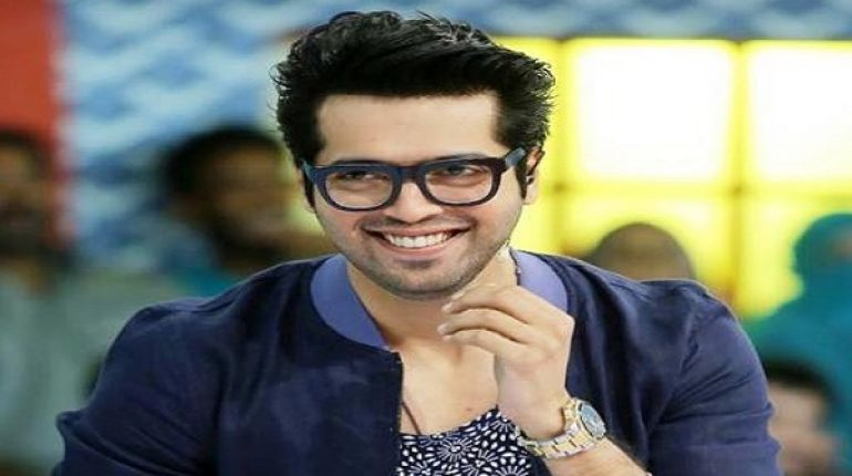 Fahad Mustafa finds his nomination in 100 Most Handsome