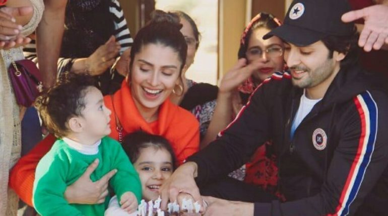 Ayeza Khan Birthday