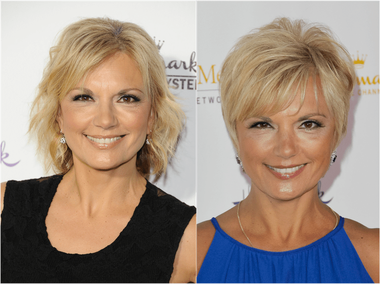Choose Stylish Short Haircuts For Women Over 50 Age