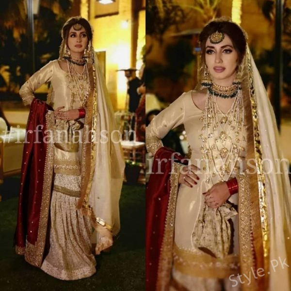 Inside Pictures from Iman Ali Beautiful Walima Ceremony
