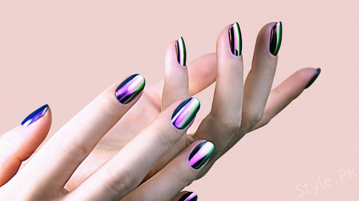 Latest Trends Of Different And Varied Types Of Nail