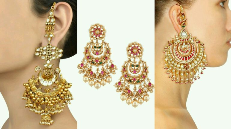 f36950b53 Amazing Trend of Kundan Jewelry Designs is Back in Fashion! - Style.Pk