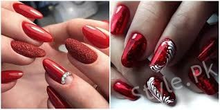 stylish  cute valentines day nail art designs 2019 to try