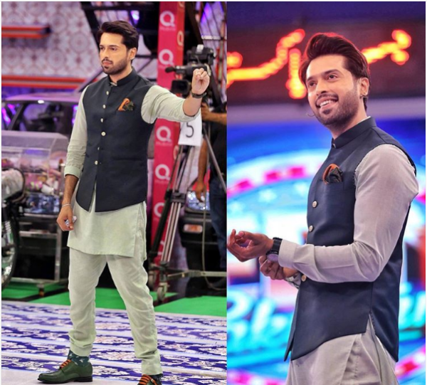 Fahad Mustafa Talks About Jeeto Pakistan Completely Copying Amir