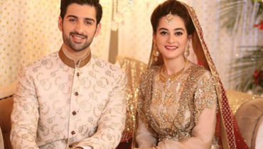Muneeb Butt and Aiman Khan Blessed with a Baby Girl